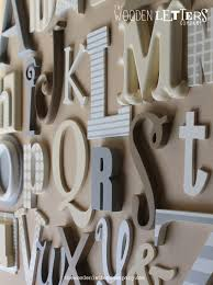 letter wall art letter art for walls Alphabet Grey Letters For Wall Art Handmade Adorable Wonderful Top High Quality