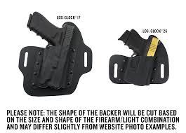 Crossbreed Light Defender Light Defender Series Owb Holster