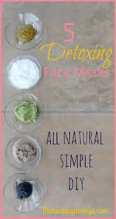pinning it here detoxing face masks