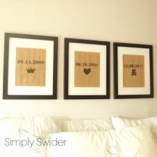 diy master bedroom wall decor