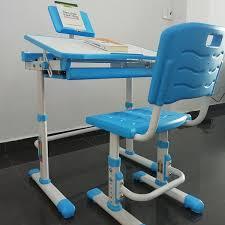 Combo bộ bàn, ghế học sinh thông minh chống gù, chống cận cho trẻ - tặng đèn  led chống cận thị 3 chế độ - mặt bàn nghiêng 45 độ - Bàn