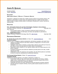 Librarian Resume Examples Sidemcicek Com