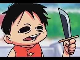 <b>Luffy</b> wants to be a Pirate! (Andobiki's <b>One Piece</b> Collab) - YouTube