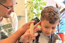 子供の坊主ヘアアレンジバリカンを使うポイント Cocoiroココイロ