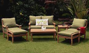 teak furniture outdoor patio wood furniture