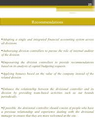 Rendell Company Case Study