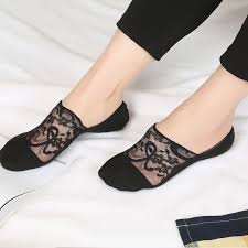 SP&CITY <b>New Transparent</b> Short Lace Socks Women Summer ...