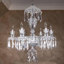 vintage waterford crystal chandelier 1970s vintage waterford crystal chandelier 1970s ebth