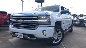 All Chevy chevy 1500 6.2 : 2018 Chevrolet Silverado High Country (6.2L V8) - Review - YouTube
