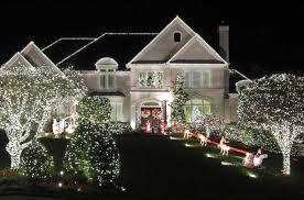xmas lighting ideas. Christmas Lights : Remarkable Outdoor Globe In Lighting Xmas Ideas S