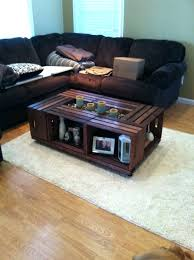 crate coffee table crate side table luxury best home decor images on of crate side apple crate coffee table