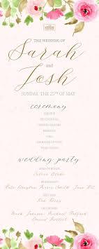 Wedding Ceremony Brochure 020 Template Ideas Catholic Wedding Program Programs Example
