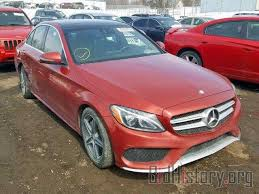 The w205 was preceded by the w204. Report Wddwf4kb3gr166166 Mercedes Benz C Class 2016 Red Gas Price And Damage History