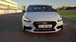 2018 hyundai i30 n. fine 2018 2018 hyundai i30 n video debut throughout hyundai n