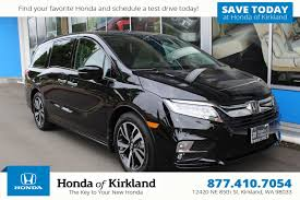 2018 honda minivan. plain minivan new 2018 honda odyssey elite and honda minivan