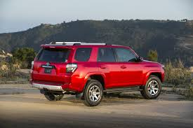 2014 Toyota 4Runner Styles & Features Highlights
