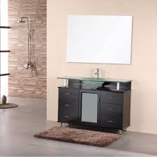 Bathroom Single Vanity Vanities Design Element The Best Prices For Kitchen Bath And