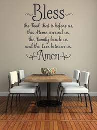 15 dining room wall decals ideas to try