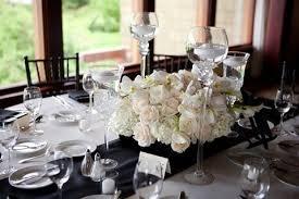 white table settings. Elegant-black-and-white-table-settings-22 White Table Settings T