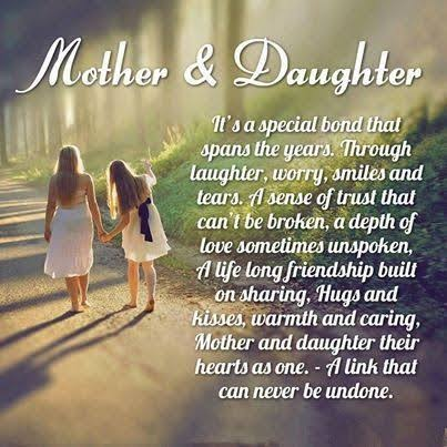 mothers day poem from daughte