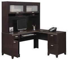 good office desks. Stylish Computer Desk With Hutch Black Great Office Design Inspiration Good Corner 1 L Shaped Desks