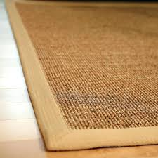 burlap area rug s diy looking rugs how to make a