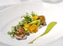 french fine dining menu ideas. vegan fine dining at the hyatt regency churchill, london french menu ideas