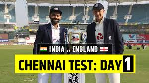 India vs england on crichd free live cricket streaming site. Highlights India Vs England 2nd Test Day 1 Rohit Rahane Hand India Advantage On Tricky Chennai Pitch Cricket News India Tv