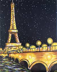 Wine And Design Greenville Nc Calendar Eiffel Tower At Night
