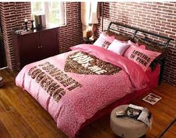 animal print bedroom sets best leopard print bed set queen about remodel soft duvet covers with