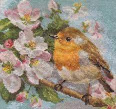 Cross Stitch Corner | Alisa - Bird