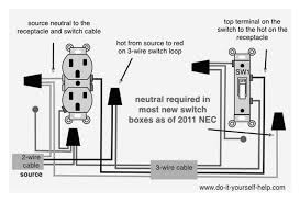 wiring wiring diagram of wall switch wiring diagram 14591 how to install a new light switch at Wall Switch Wiring Diagram