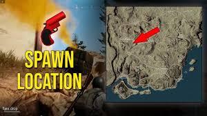 Flare drop comes with immense loot. Pubg Mobile Flare Gun Location In Miramar 100 Guaranteed 4 Confirm Spawn Locations Gamzo