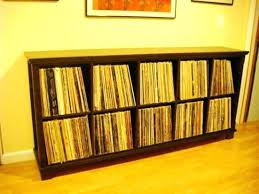 vinyl record furniture. Record Storage Ideas Vinyl Furniture Info With Bookcase Designs .