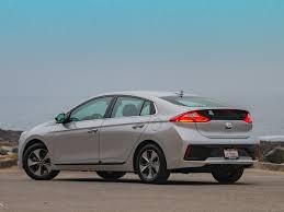 Hybrid Rebates 2017 Hyundai Ioniq Electric Limited Quick Take Kelley Blue Book
