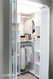 diy custom closet shelving for deep closets custom closets with regard to awesome home how to organize a deep closet ideas