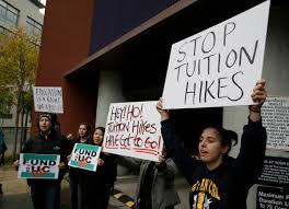 uc regents increase tuition university of california tuition hike shows why freezes don39t work us news