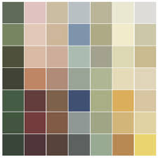 57 New Porter Paint Color Chart Food Tips