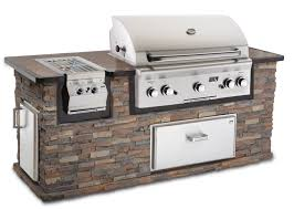 Modular Bbq Outdoor Kitchen Outdoor Kitchen With Built In Grill Built In Dcs Gas Grill In