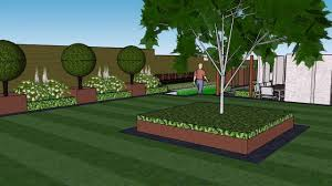 Garden Design Video Corten Steel Metal Makeover Garden Design Video Stillorgan Co Dublin By Landart