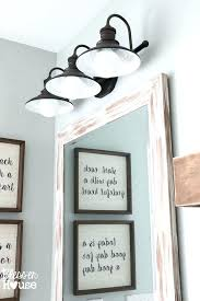 vanity lighting for bathroom. Farmhouse Vanity Lights Large Size Of Lighting For Bathroom