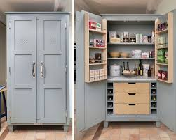 stand alone pantry cabinets free standing kitchen pantry