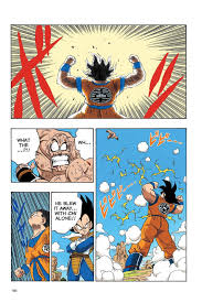 In 1996, following the success and popularity of the dragon ball z anime series, toei animation decided to extend the franchise beyond the original manga. Read Dragon Ball Full Color Saiyan Arc Chapter 31 Page 10 Online For Free Dragon Ball Art Dragon Ball Super Manga Dragon Ball Super Goku