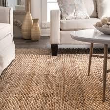 home interior new 12x15 jute rug hand woven renee area 12 x 15 free