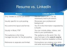 How To Post Resume On Linkedin