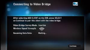 solid signal's hands on review directv c41w wireless genie client Directv Dvr Wiring go to the genie dvr and turn it on then, press {menu} from there, go to settings&help, settings, whole home, add a client a pin will be displayed on the direct tv dvr wireless