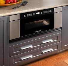 sharp 30 microwave drawer. find enhanced ergonomics and convenience in an unconventional location with dacor\u0027s microwave in-a-drawer. features include a control lock for child safety. sharp 30 drawer