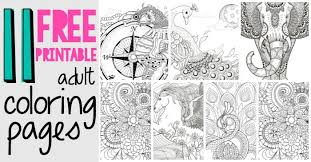 Small Picture 10 Crazy Hair Adult Coloring Pages Nerdy Mamma