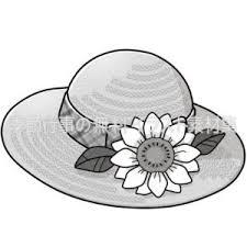 麦わら帽子のイラスト 季節行事の無料イラスト素材集