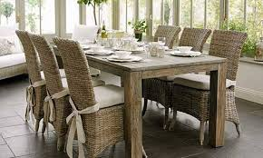 chic idea dining chair cushions with ties 0